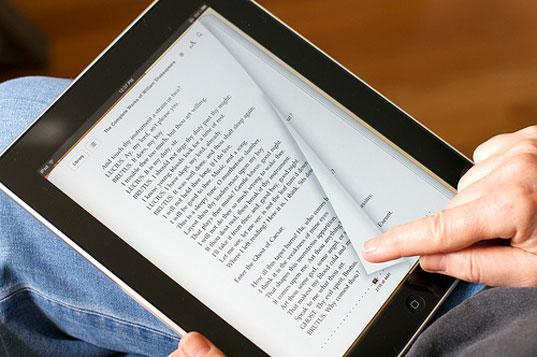 Czytaj książki przez e-booka
