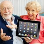Tablet dla emeryta