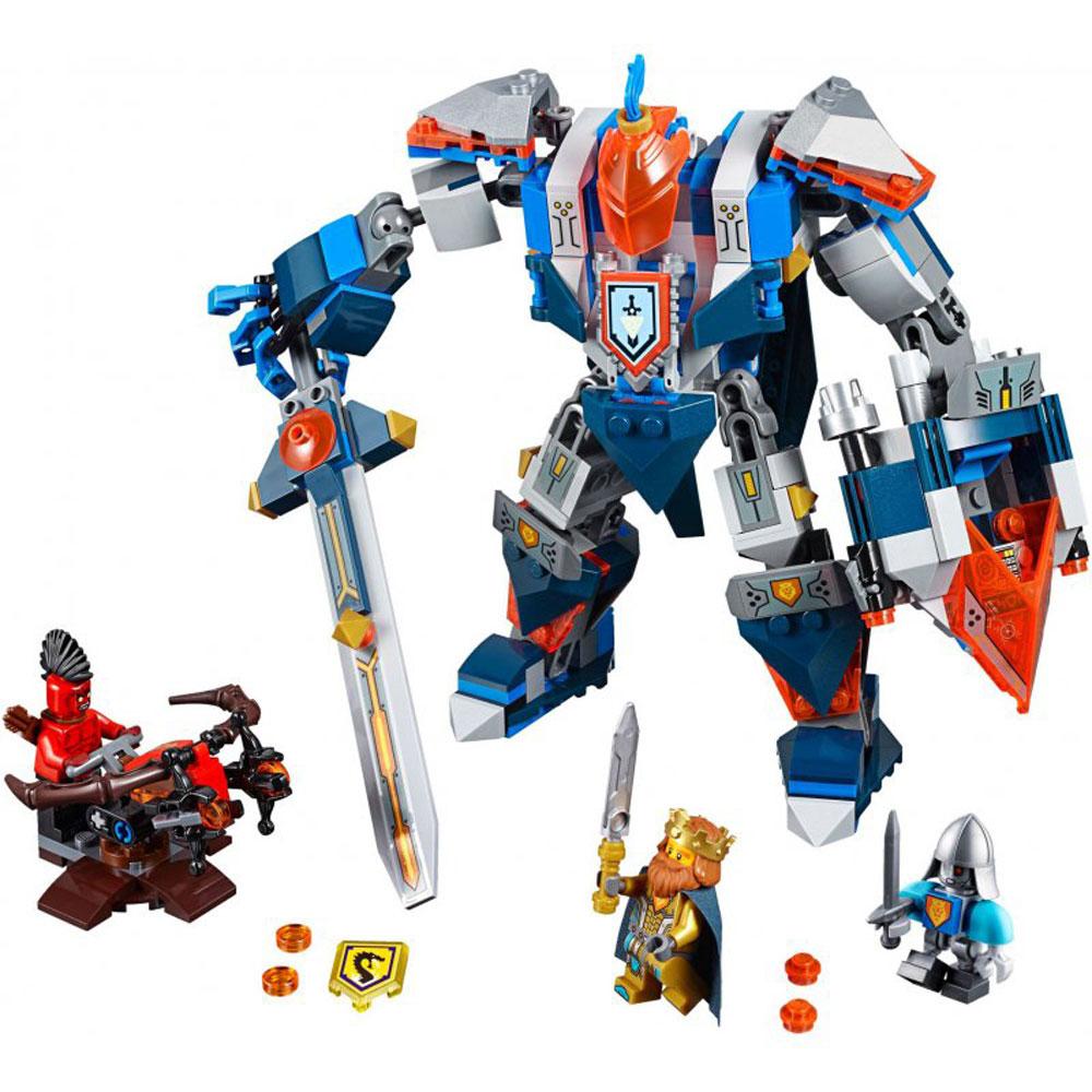 Klocki Lego - zestaw dla chłopców