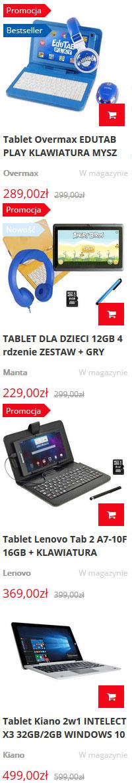 Tablety Lenovo Sklep Techsat24.pl